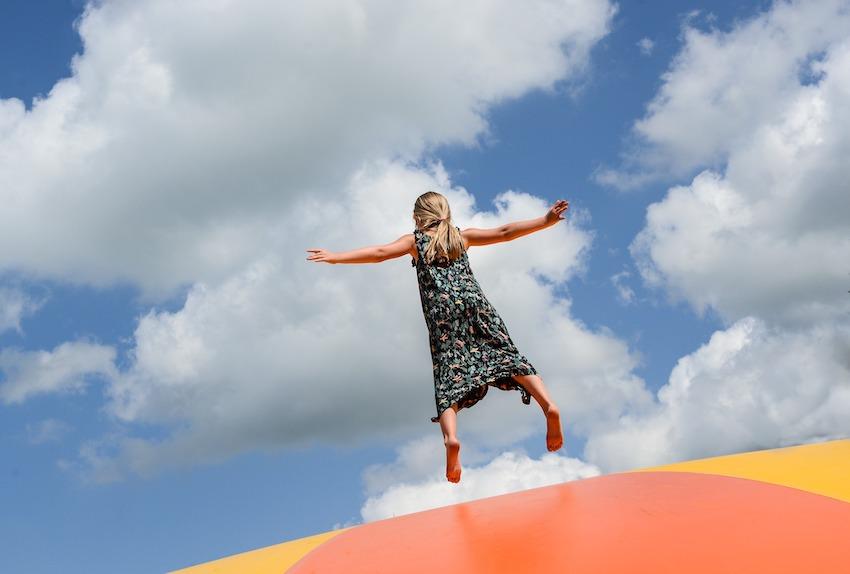 Jump ! Starte in dein Traumleben !