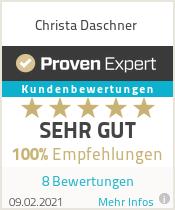 Christa Daschner-ProvenExpert